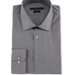John Varvatos Signature Slim Fit Dress Shirt